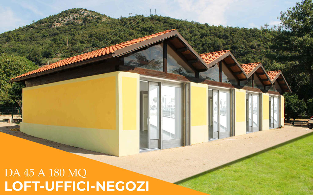 Uffici, negozi e loft a Pietra Ligure Villa Chinotti